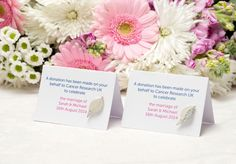 Why every bride should consider having charity wedding favours