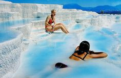 #Hierapolis and #Pamukkale 1 Day Tour from #Fethiye, #Oludeniz and #Fethiye
