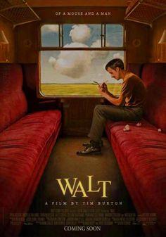Ryan Gosling as Walt Disney.... I say yes :)