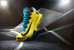 Nike KD Vi by Travis Barteaux, via Behance