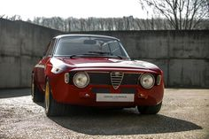 1970 Alfa Romeo 1300 GT Junior – GTA