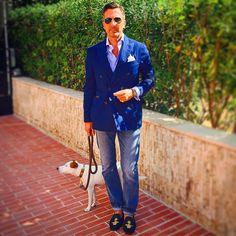 "270 Likes, 8 Comments - Alexander Kraft (@alexander.kraft) on Instagram: ""Casual in Monaco... #casual #chic #gentleman #dapper #dandy #streetstyle #streetfashion…"""
