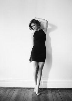 Beauty . - Nicole Gale Anderson .