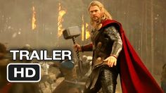 Trailer - Thor: The Dark World TRAILER 1 (2013) - Chris Hemsworth, Natalie Portman Movie HD LVCCLD