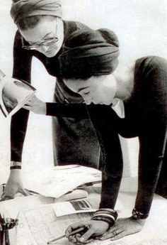 Work turbans - another thing that needs to become more fashionable