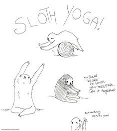 Sloths, Sloths Everywhere.