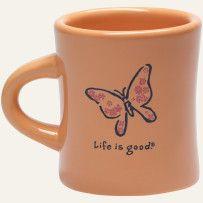 LIG butterfly diner mug, love these mugs