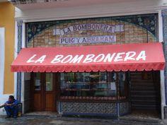 La Bombonera, Old San Juan, Puerto Rico