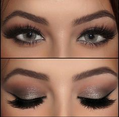 how to put your eyeshadow