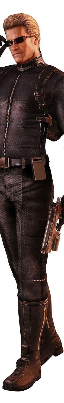 Albert Wesker - Mercenary Mode Resident Evil