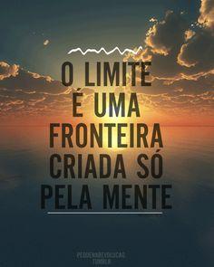 Limites e fronteiras...
