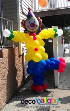 Balloon Sculptures My Deco Balloon