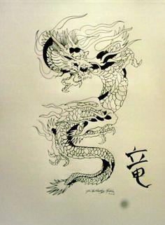 Japanese_Dragon_by_El_Rody_Rules.jpg (441×600)