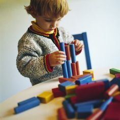 Article: Why is Block Play Important for Toddlers and Preschoolers? Toddler Fine Motor Activities, Learning Games For Toddlers, Preschool Science Activities, Toddler Preschool, Toddler Toys, Activities For Kids, Preschool Behavior, Play Activity, Toddler Games