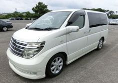 Nissan Elgrand 3.5  ELGRAND E51 * PEARL WHITE * 6 7 8 SEATER * ONLY 42000 MILES MPV Petrol WhiteNissan Elgrand 3.5  ELGRAND E51 * PEARL WHITE * 6 7 8 SEATER * ONLY 42000 MILES MPV Petrol White at The Car Warehouse Middlesbrough