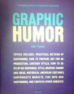 Graphic humor by Stan Fraydas,http://www.amazon.com/dp/B0000CL8VY/ref=cm_sw_r_pi_dp_3.1ltb05RCPYTJ7J