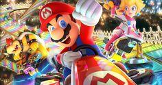 Real-Life Mario Kart Ride Planned for Nintendo Theme Park? -- Nintendo filed a trademark application hinting that a real-life Mario Kart racing ride is coming to their Nintendo theme park. -- http://movieweb.com/mario-kart-ride-nintendo-theme-park-universal/