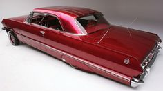 1963 Chevrolet Impala SS  #cars #coches #carros