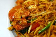 How to cook Mee Goreng (Seafood)