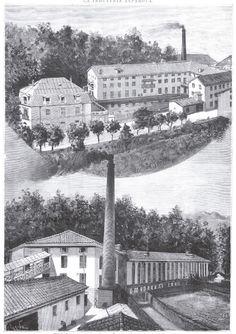 Patrimonio Industrial Arquitectónico: Nostalgia industrial. Las fábricas de papel La Tol...