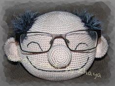 """Brillenhalter """"Opa"""""""