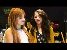 Zendaya and Bella Thorne - Blue Peter 2012 - YouTube
