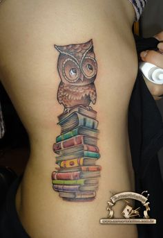 I'd use a different placement and take away some books, but this is really cute! Maybe even add a star and moon for it to look at it.