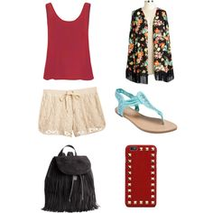 Untitled #51 by veggieranch on Polyvore featuring polyvore, fashion, style, True Decadence, maurices, Wet Seal, H&M and Valentino