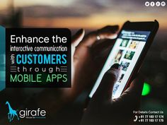 The Girafe is a best Mobile App Dvelopment Company that offers iOS & Android app development services in a budget friendly manner. Website Development Company, Mobile App Development Companies, Software Development, Web Design Services, Web Design Company, App Design, Mobile Application Design, Mobile Application Development, 2nd Floor