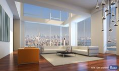 Penthouse in NY