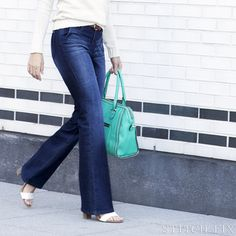Denim Trends for Spring 2015