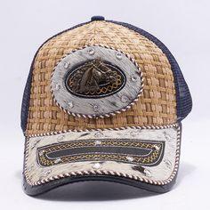 Gorra Charra Horse Western Cowboy Snapback Mesh Hat Cap Mayoreo  MXHO-120   Western e36a32dcb8b