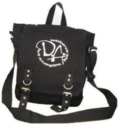 Harry Potter Dumbledore's Army Black Canvas Backpack - Currently unavailable.