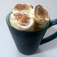 mezcal hot chocolate
