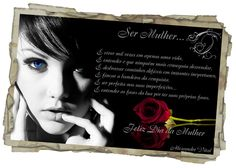Cartão Comemorativo: Dia Da Mulher