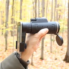 ✔️ Record & Take Photos Of Nature ✔️ Compatible With Any Smart Phone ✔️ Pocketsized ✔️ Waterproof ✔️ Travel Gadgets, Gadgets And Gizmos, Electronics Gadgets, Technology Gadgets, High Tech Gadgets, Cooking Gadgets, Photo Animaliere, Iphone Gadgets, Cool Inventions