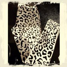 True Religion Leopard Jeans