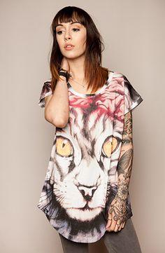 Drop Dead - Cat Child £30  #DDPINTOWIN