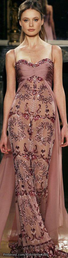 Zuhair Murad Haute Couture | s/s 2007