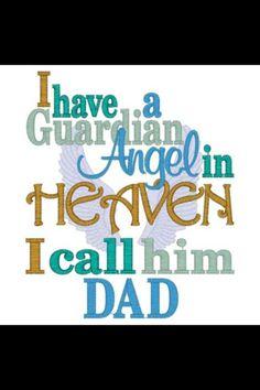 Missing Dad In Heaven | Repinned from Cool Pics I Like by Deborah Batteese