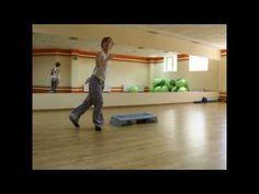 Step aerobic breakdown 10 3 by Nina Muzyka Step Aerobics, Workout Ideas, Youtube, Sport, Deporte, Sports, Youtubers, Youtube Movies