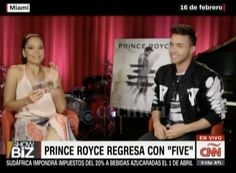 Mariela Encarnación Entrevista A Prince Royce