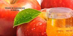 Diabetes can eat apple leaves