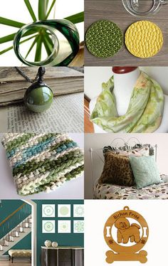 Green is for hope! by Lorena Medina on Etsy--Pinned with TreasuryPin.com