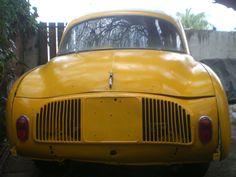 Este es un Renault Gordini Dauphine modelo 1967,y mi segundo Gordini restaurado totalmente.