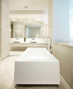 ♂ Clean and simple bathroom interior design in Contemporary Verdant Avenue House