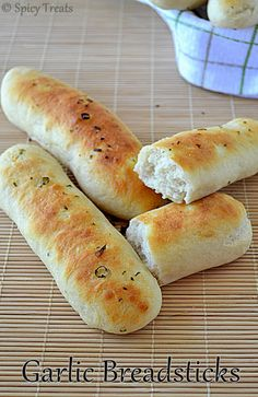 ... Breadsticks ♡ on Pinterest | Garlic Breadsticks, Sticks and Breads