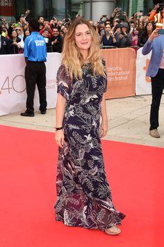 Drew Barrymore beim Filmfest in Toronto