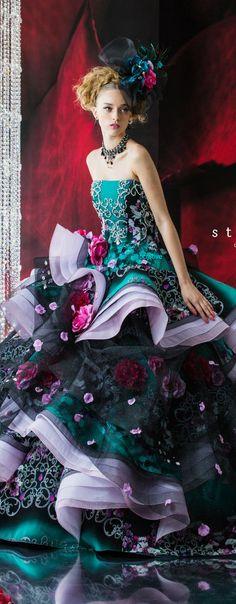 Amazing Stella de Libero Wedding Dresses 2014 2015 - Be Modish - Be Modish teal and wine Wedding Dresses 2014, Wedding Gowns, Prom Dresses, Debut Dresses, Ugly Dresses, Dresses 2016, Wedding Attire, Mode Glamour, Fairytale Dress