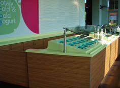 TCBY   Cabinets: LBC Design Cabinetry - Cornelius, NC www.lbcdesigncabinetry.com
